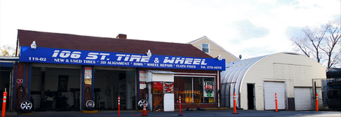 tires and auto repair Jamaica, NY