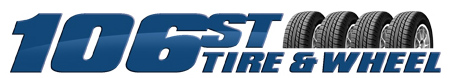 106st Tire and Wheel Logo